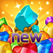 Jewels fantasy:  Easy and funny puzzle game 1.7.1