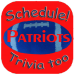 Schedule Trivia Game for New England Patriots Fans 134