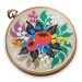Cross Stitch Club — Color by Numbers with a Hoop 1.4.20