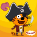 Kid-E-Cats: Pirate treasures. Adventure for kids 1.1.8