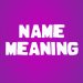 My Name Meaning 4.0.2