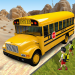 Offroad School Bus Driving: Flying Bus Games 2020 1.36