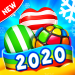 Sweet Candy Puzzle: Crush & Pop Free Match 3 Game 1.61.5009