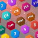 2048 hex Connect – 2048 hexagon Puzzle game 1.5