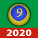 9 ball billiards Offline / Online pool free game  80.60 for Android