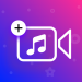 Add music to video 🎵 background music for videos 1.2