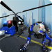 Air Force Transform Robot Cop Wolf Helicopter Game 1.3.4