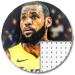 Basketball Players Color By Number – Pixel Art 4.0