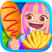Carnival Street Food – Corn Dog & French Fries 1.2