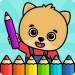 Coloring book for kids 1.102