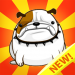 Dogs color by number: Pixel art dog coloring  1.3