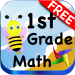 First Grade Math Learning Game 6.4