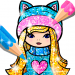 Girls Coloring Book for Kids Glitter 1.1.6.2