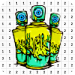 Graffiti Color By Number – Pixel Art 3.0