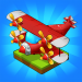 Merge Airplane Cute Plane Merger  2.0.18 for Android
