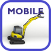 Mobile system hydraulic excavator training 2