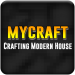 My Craft Building Crafting Modern House 222