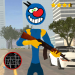 Oggy Stickman Rope Hero : Vice Town 1.1