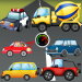 Puzzle for Toddlers Cars Truck 1.0.7