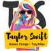 Taylor Swift Songs Guess Game – TayTiles 7.15.3z