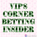VIP Betting Tips and Daily Predictions 9.8