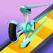 Wheels Run 3D  1.4.0 for Android