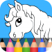 Animals for Kids: Coloring Pages, Animal Care 1.5.1