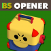 Box spin opener for brawl stars gems and brawlers 1.7