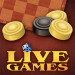 Checkers LiveGames – free online game 3.87