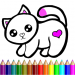 Coloring Kitty Doll 1.0.3