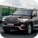 Drive Toyota Land Cruiser 200 – City & Parking 1.0