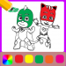 Mask Coloring PJ Book 1.0.2