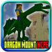 Mod Dragon Mount 2 for Minecraft PE 7.7