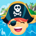 Pirates Treasure Island 1