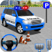Police Jeep Spooky Stunt Parking 3D 0.4