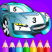 Super Duper – Cars Coloring by Numbers 1.1