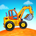 Truck games for kids – build a house, car wash 5.9.2