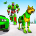 Wolf Robot Transforming Games – Robot Car Games 1.0.20