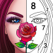 Art Coloring Coloring Book & Color By Number  2.17.0