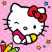 Color by Number with Hello Kitty 1.0.2
