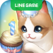 LINE Cat Café  1.0.21 for Android