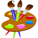 Painting and drawing game 14.6.2
