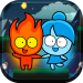 Red boy and Blue girl – Forest Temple Maze 1.16