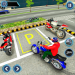 US Motorcycle Parking Off Road Driving Games 3.0