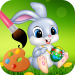 Easter bunny egg coloring book 1.06