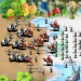 Empire Defense: Age of Stick War & Tower Defense 22