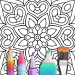 Mandala Coloring Book 3.1.4