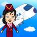 My Airport Town: Kids City Airplane Games for Free 1.5