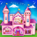 Princess Doll House Cleanup & Decoration Games 7.0