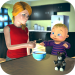 Real Mother Baby Games 3D: Virtual Family Sim 2019